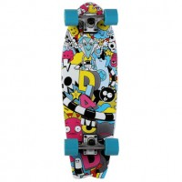 Skateboard Diamond Street Art