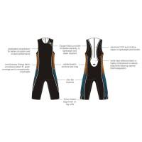 Blueseventy Traje para Triatlon TX3000 Tri Suit
