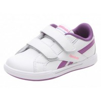 Zapatillas REEBOK SOLID COURT 2V 9.5 WHITE/PARTY