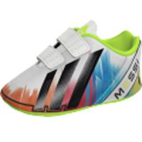 Zapatillas ADIDAS MESSI CRIB PACK RUNBLA/NEGRO