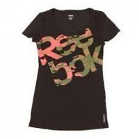 Camiseta REEBOK F GRAPH T NEGRO DANCE