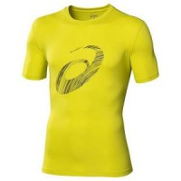 Camiseta Asics Graphic Top Lima Electric