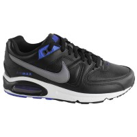 Zapatillas running Nike Air Max Command Leather Black