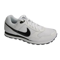 Zapatillas running Nike Md Runner Txt White/Black