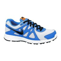 Zapatillas running Nike Revolution 2 Gs Pure Platinum
