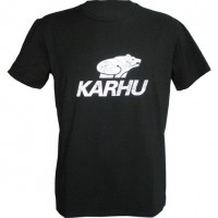 Camiseta Karhu T-Promo 1 Color Negra