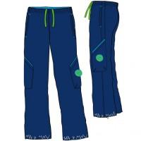 Pantalon Largo ZEUS Marino