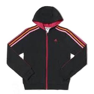 Sudadera Adidas Yg Ess Fz Hood